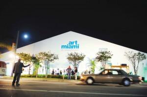 Art Miami venue at Midtown Miami (December 2010)