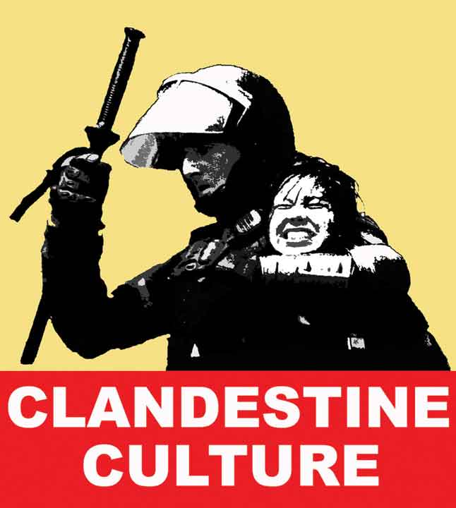 ARTDISTRICTS Magazine » Features » CLANDESTINE CULTURE: Between ...