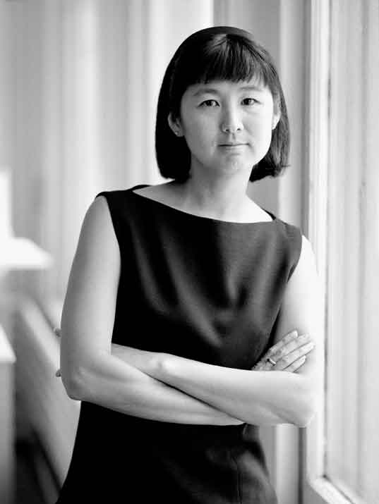 Maya Lin. Photo: Walter Smith.
