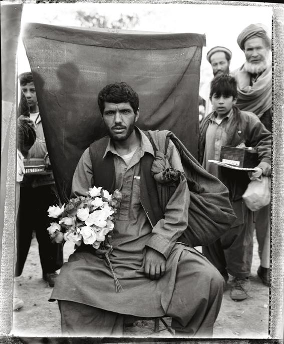 Stephen Dupont, Kabul, 2006.