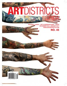 "Cover page: Sara Roitman, Tintattoo, 2016 (detail), digital photography. From Photo-Book ""Tintattoo,"" ""Hablemos del dolor"" project. www.sararoitman.com"