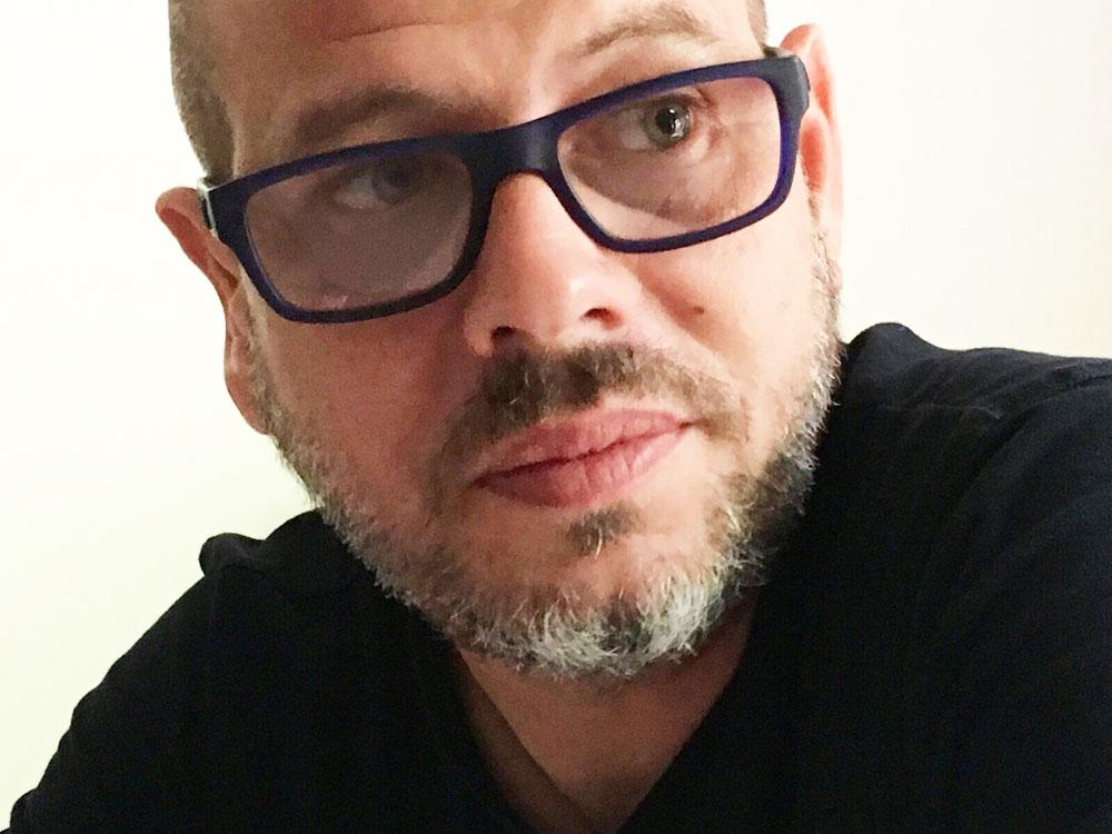 Artist Ernesto Capdevila