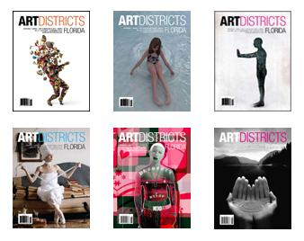 ARTDISTRICTS Subscription U.S.A.
